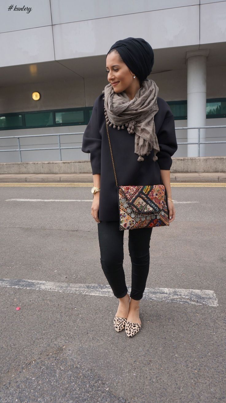 THE HIJAB AND TURBAN CASUAL OUTFITS THAT STOOD OUT