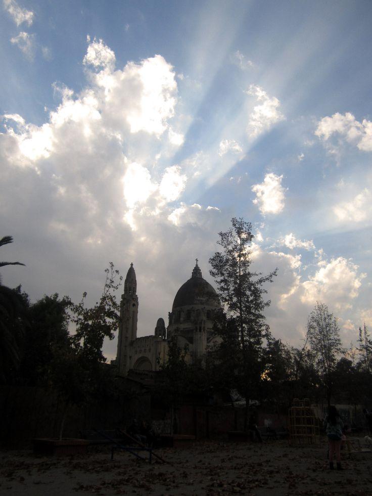 Lourdes Church, Santiago