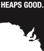 'HEAPS GOOD' Promoting South Australia campaign • Adelaide's best • Adelaide city icons • Adelaide's icons • riawati