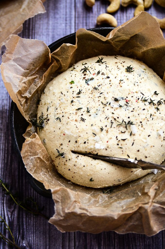 Phase 3: This creamy, spreadable homemade herbed cheese is incredible and completely cholesterol and dairy-free!