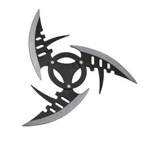 CLOSEOUT - Best Large Kunai Knife & Shuriken Star Set - Black ...