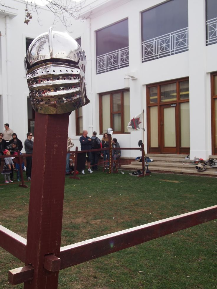 Cider Teak | Medieval Fest - Museum of Australian Democracy