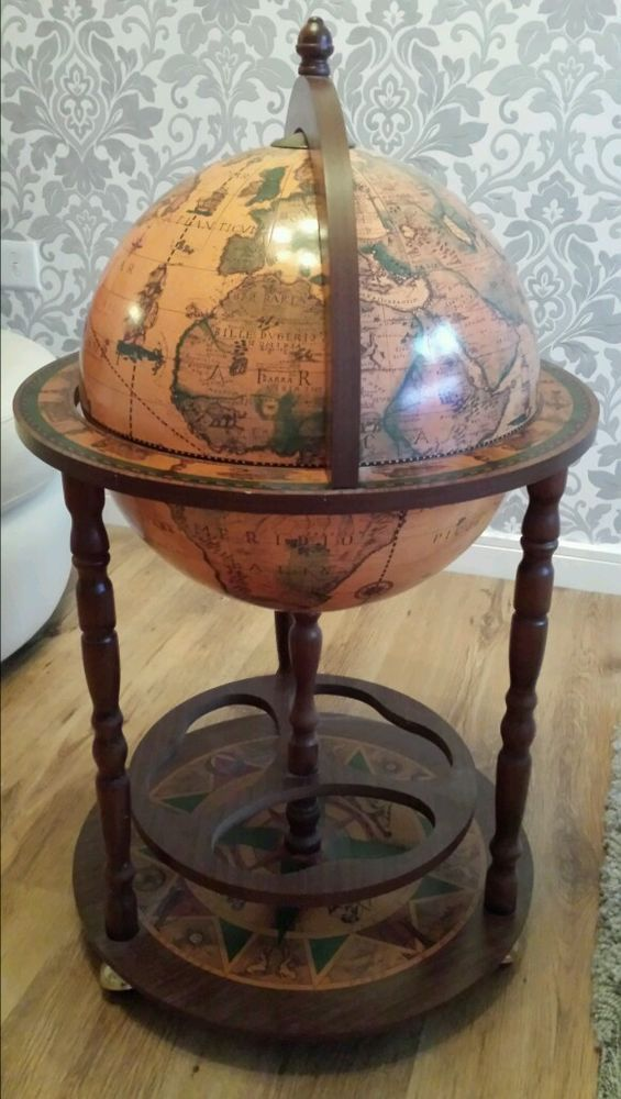 - First Act MG501 Ukulele Globes Globe, Drinks Globe, Drinks Cabinet