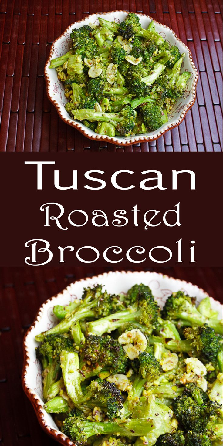 Rich, sumptuous meals benefit from a balance of bitter, slightly sour, or lighter textures to cleanse and refresh the palate. A bit of lemon and Parmesan does its job din this Tuscan Roasted Broccoli Recipe, which is why it will be on our Thanksgiving table this year.