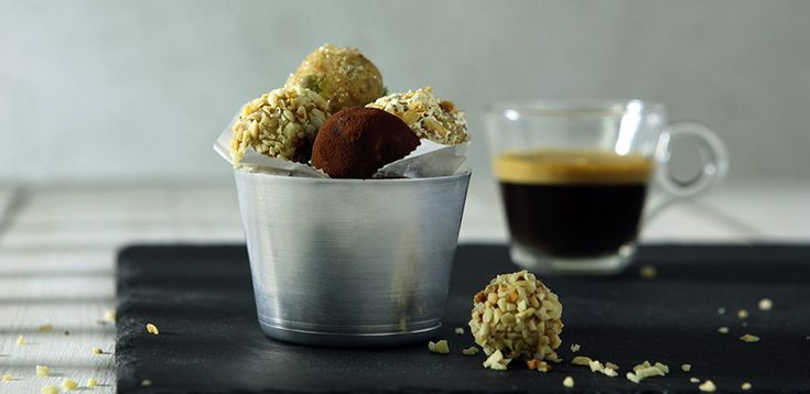 Coffee Truffles | Dessert Recipe | Lavazza US