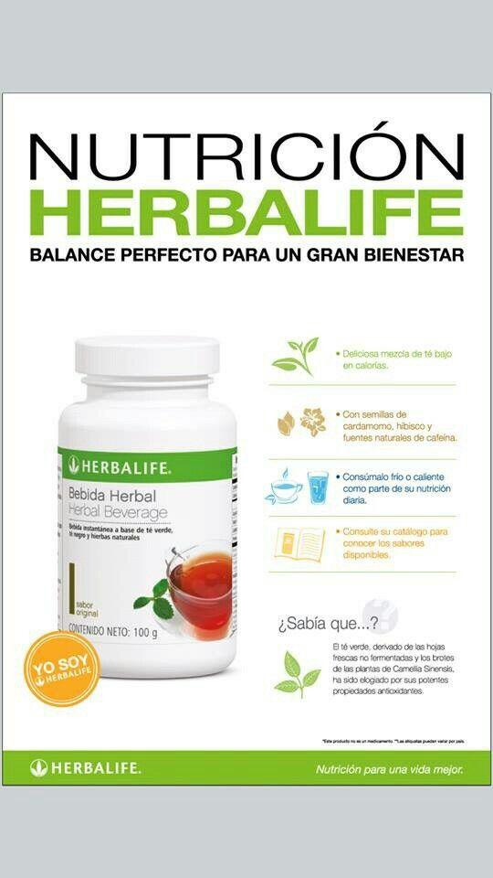 Te verde Herbalife giovfre@gmail.com  +593984625601