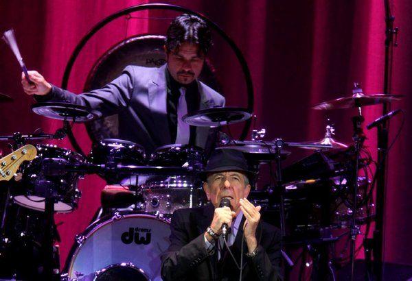 Old Ideas Tour 2012 ~  Review: Leonard Cohen's epic election-eve set at Nokia Theatre. (via LATimes)