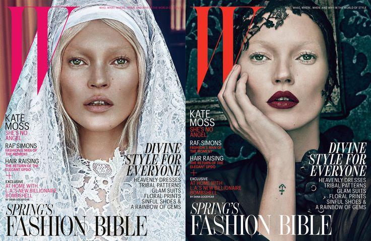 Edward Enninful's Greatest Hits: Kate Moss, Cara Delevingne, and Rihanna -