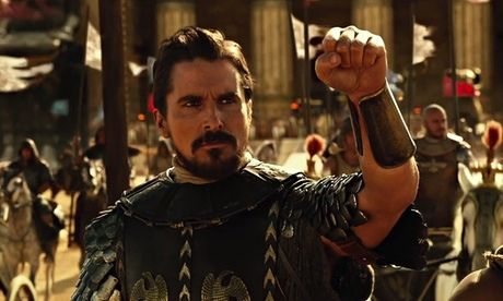 Weekend Box Office - Exodus: Gods and Kings Tops Charts • I Know Today