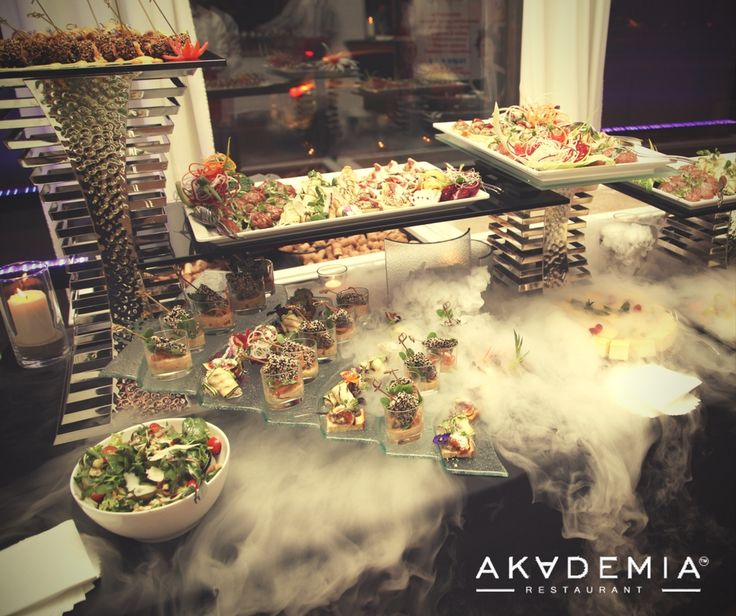 The Akademia is an exclusive restaurant in Warsaw, that was created from passion and love for cooking.