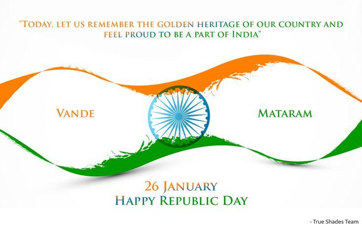 Happy 68th Republic Day!!!! #happyrepublicday #republicday #tricolour #indianflag #proudtobe #republic_constitution #paradetime  #happy #feelings #fun #beautiful #trueshadesphotography https://www.trueshadesphotography.com