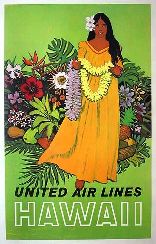 1960 United Airlines