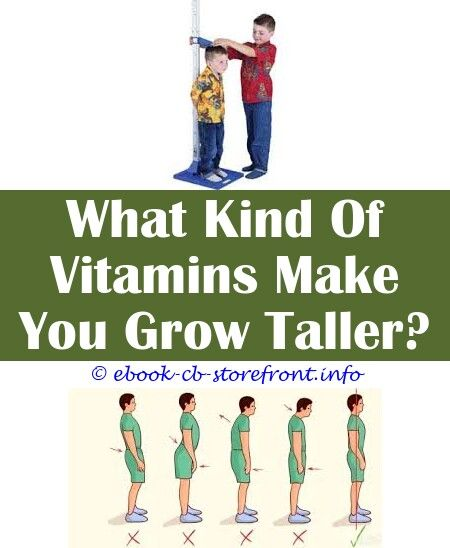 Pin Em Natural Ways To Grow Taller