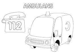 Okul öncesi Kizilay Sanat Etkinlikleri Ambulans Ile Ilgili Görsel