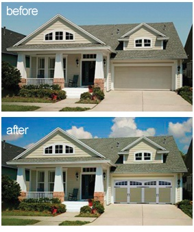 project 2 garage door replacement cost resale value cost recouped 839