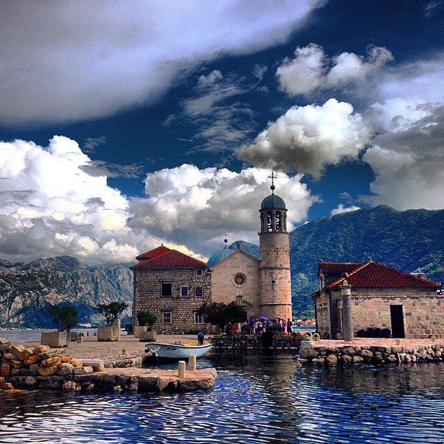 The stunning scenery of Kotor, Montenegro. Photo courtesy of carebearabroad on Instagram.