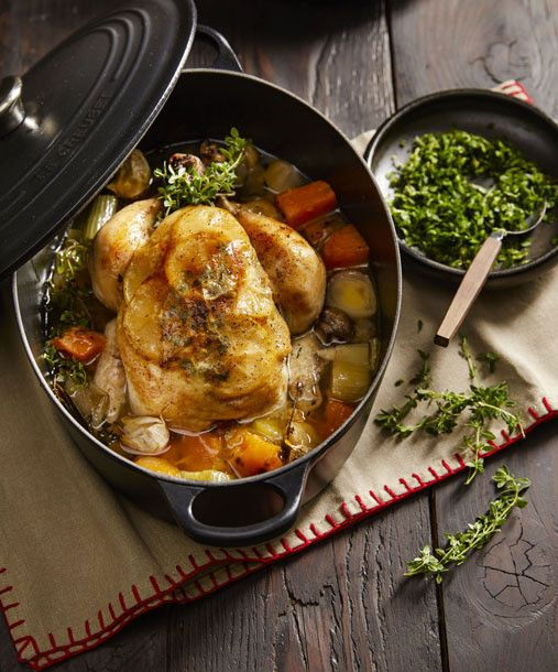 Slow cooked meals to beat the winter chill