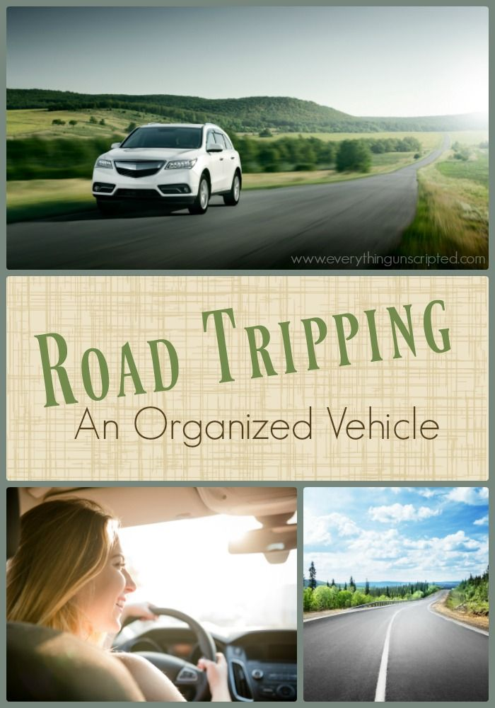 Road Tripping - An Organized Vehicle