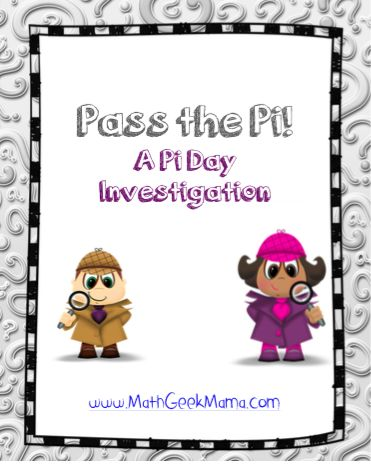 Get ready to celebrate Pi Day (March 14) 2015 with these great FREE Pi Day resources from Bethany atMath Geek Mama! The first is a sing-along page that ca