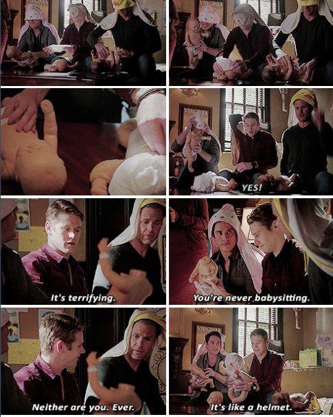 Season 7 Episode 11: Alaric, Matt, Tyler