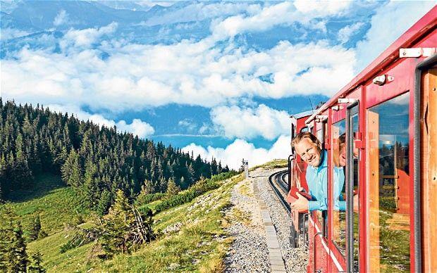 Great Continental Railway Journeys: Michael Portillo, time traveller - Telegraph