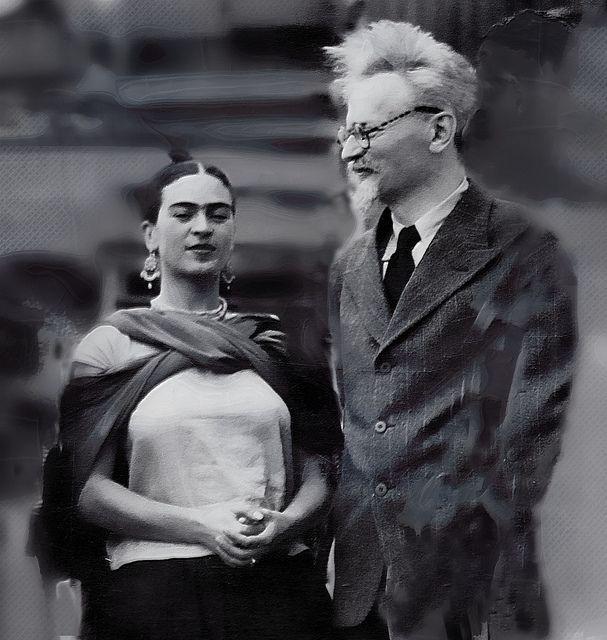 La historia de amor que vivieron Frida Kahlo y León Trotsky en los años 30 rompió relaciones y casi acaba con la vida del político.
