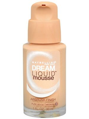 I use Maybellines airbrush finish foundation on my clients who are on a tighter budget. And they ALWAYS look phenominal ;)