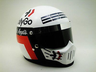 VINTAGE-SIMPSON-M30-HELMET-ELIO-DE-ANGELIS-F1-GP-Pilot-Racing-Racer-Rider-RX1