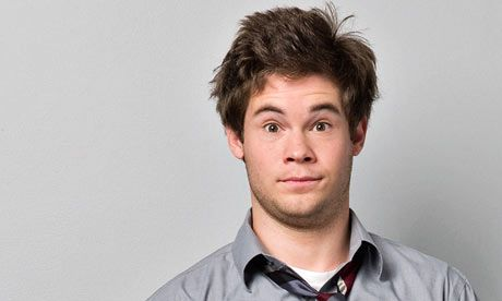 Adam Devine's advice for young people: 'Don't go to college, follow your dreams'