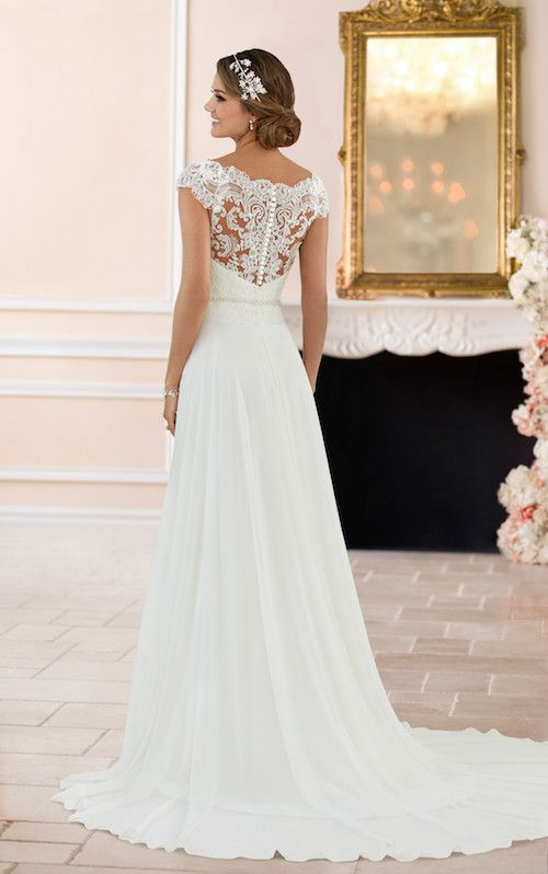 Stella York Wedding Dress - Popular On Pinterest: Wedding Dresses That Have Been Pinned Over 10,000 Times - Photos