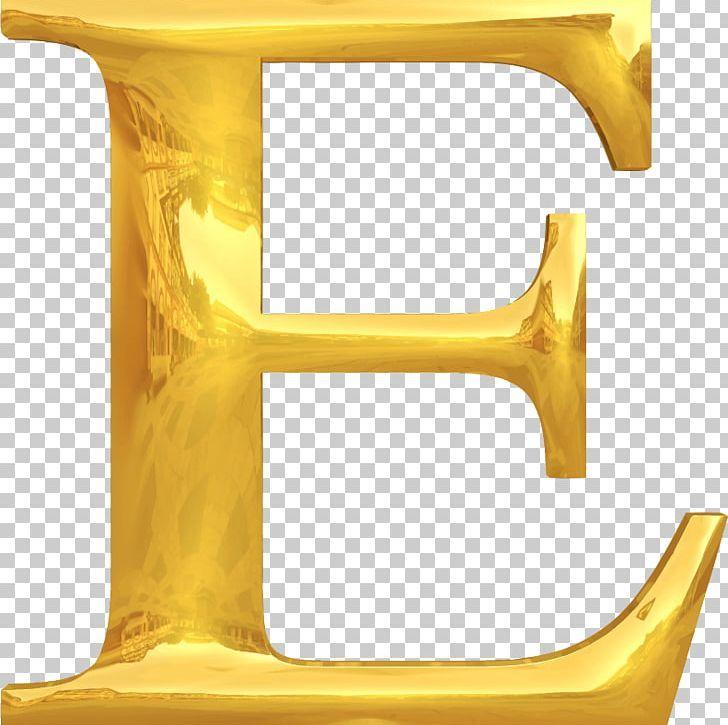 E Gold Letter Font Png Alphabet Brass Character E Gold Egold Lettering Fonts Gold Letters Lettering