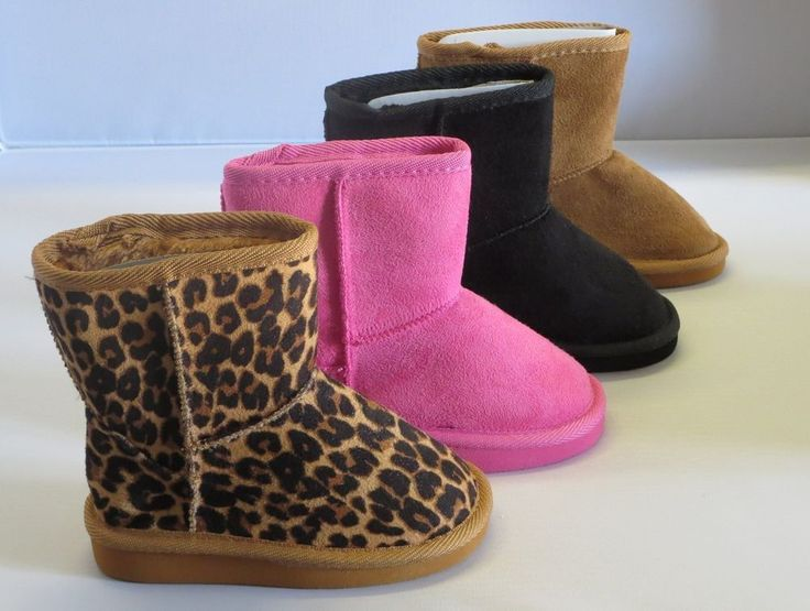 Girl Winter Boots TGGS