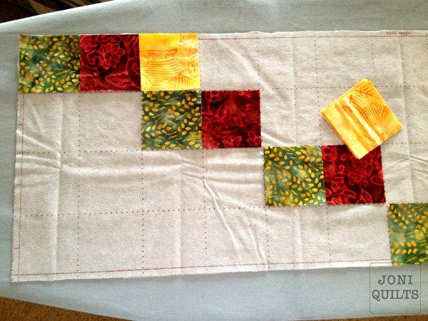 making a mondo bag Quiltsmart Mondo Bag #sewing #quiltsmart #mondobag