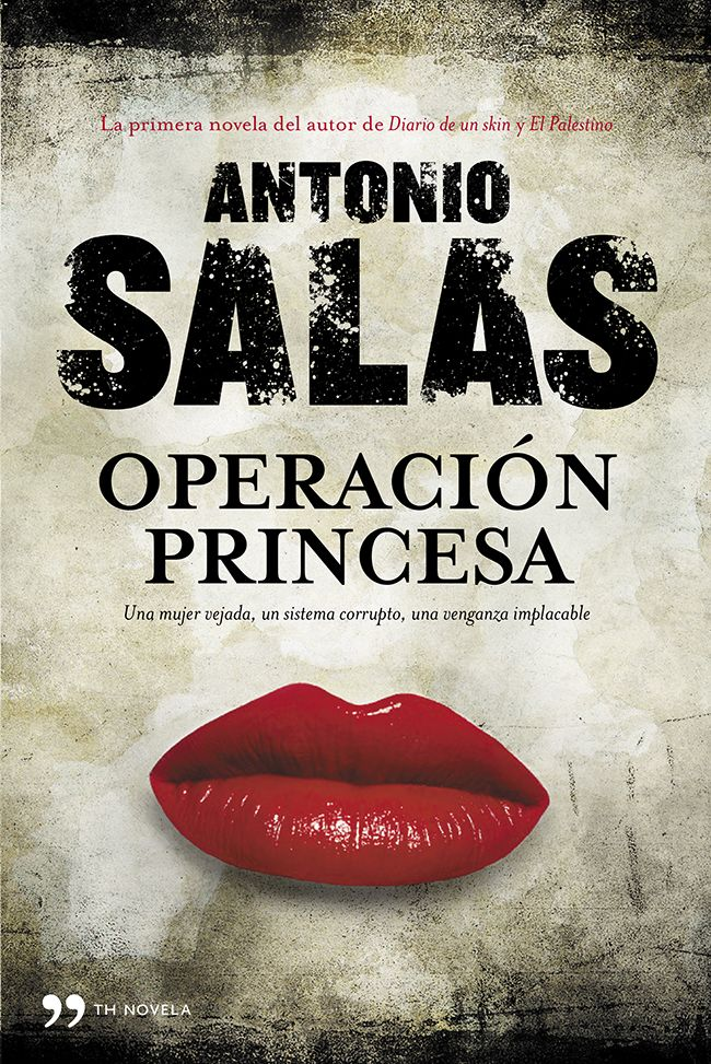 """Operación Princesa, el autor de """"El Palestino"""" vuelve con nuevo libro"""