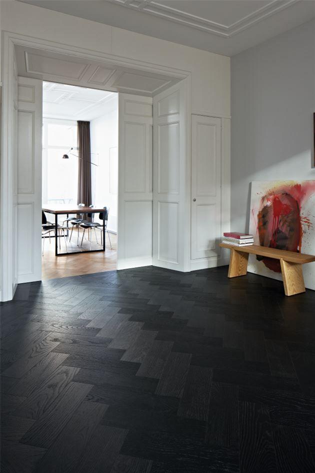 Gulv fra Forbo Floorings kolleksjon Allura.