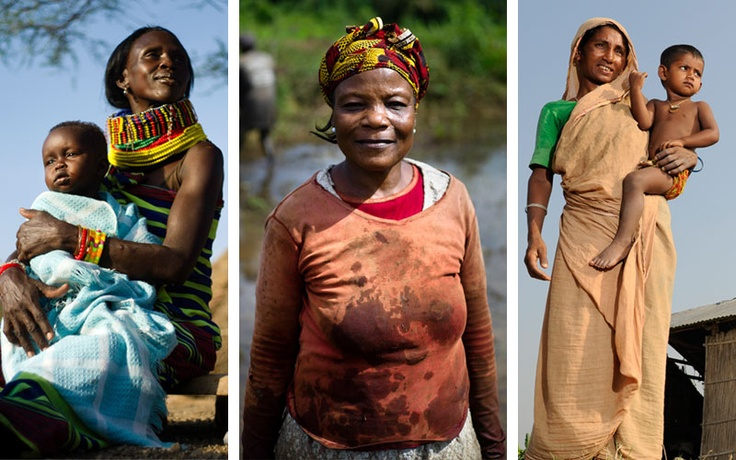 Meet Helen, Susana and Sufia. Three women who have all had one life-changing day, thanks to your support.   https://www.oxfamireland.org/day