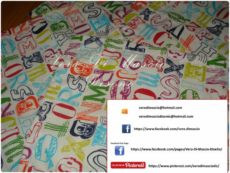 Diseño de mi autoría. Variedad en fundas de almohadones. Tu necesidad es mi compromiso... No dudes en consultarme.. .https://www.facebook.com/vero.dimascio Mail: verodimascio@hotmail.com
