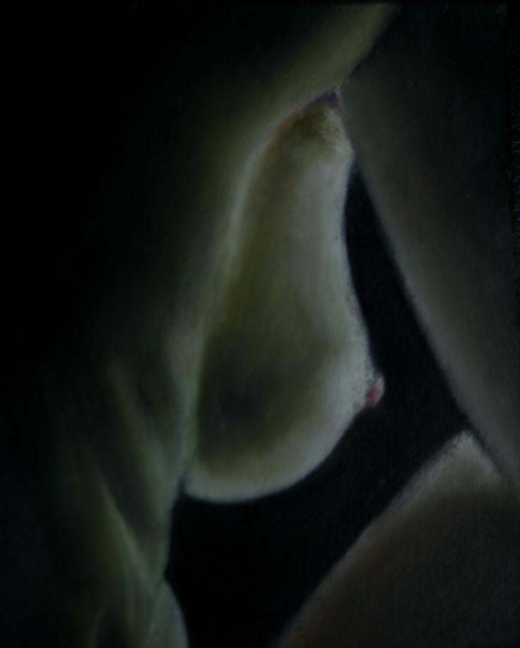 Oleo sobre mdf 7 x 9 cm  Despojo. 2013