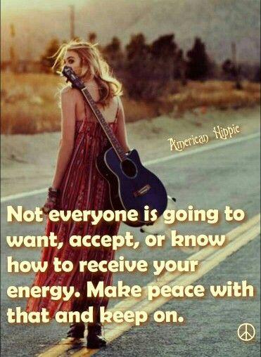 ☮ American Hippie ☮ Keeping On ...