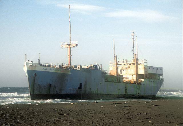 All Alaskan Shipwrecks Ghost Ships Ship Breaking