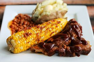 Easy Slow Cooker Country-Style Ribs