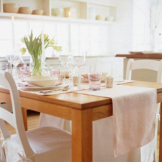 Esszimmer Wohnideen Möbel Dekoration Decoration Living Idea Interiors home dining room - Klassische Esszimmertisch