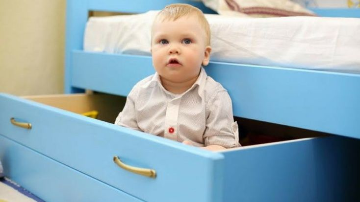 Trundle Beds for Kids Are Functional and Fashionable at Same Time #homestyle #homedesign #home #design #furniture #bed #kidlife