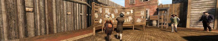 Assassin's Creed Liberation HD - New Orleans - Widescreen gaming @ 5760×1080 dvdbash.wordpress.com