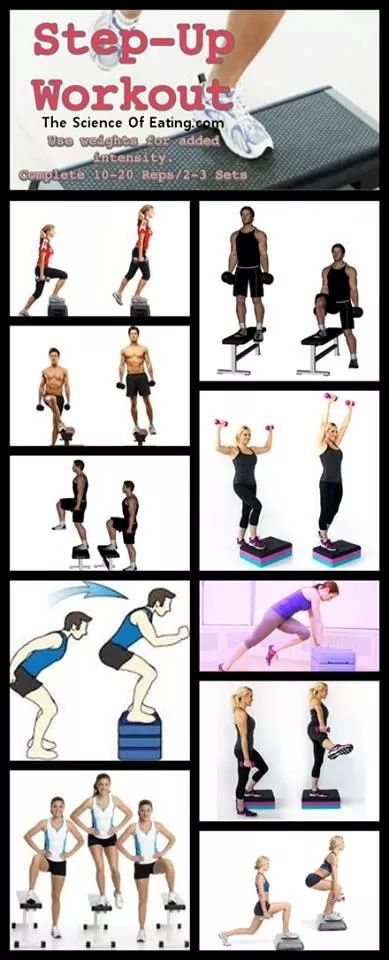 Step Workout: 23 Best Cardio Drills Images On Pinterest