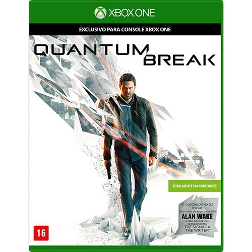 [SubBreak] Quantum Break - Exclusivo Xbox One - R$ 110,09 + Fretinho no Boletex
