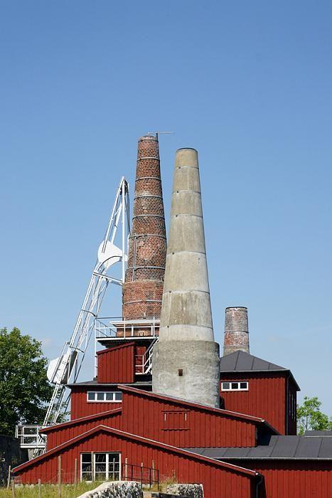 Mønsted Kalkgruber, near Viborg. (Photo by John Ottesen)