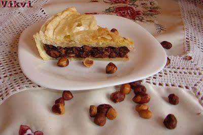 Görög mézes mogyoró pite - A pite világnapjára - No. 42