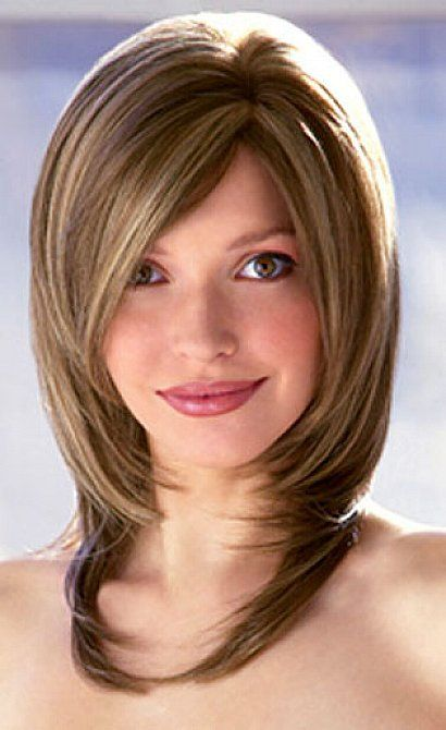 Super 1000 Ideas About Medium Layered Bobs On Pinterest Bob With Hairstyle Inspiration Daily Dogsangcom