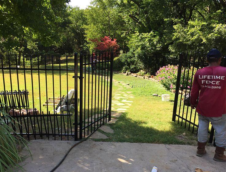 17 Best Ideas About Iron Fences On Pinterest